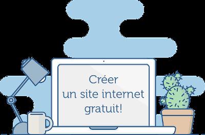 25d7188f74c Meilleur site internet gratuit  Top-5 créateur de site web (2018)